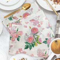 "Набор ""Ричмонд"": 4 салфетки 40х30 см, 4-001/1, цвет розовый - Altali"