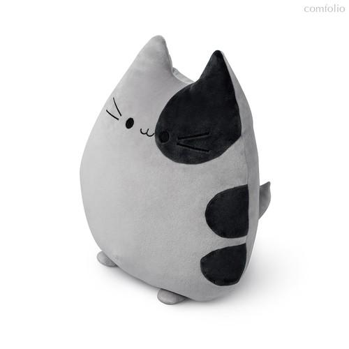 Подушка диванная Sweet Kitty серая, цвет серый - Balvi