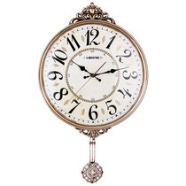 Часы Настенные Кварцевые С Маятником 42X6X70 см Диаметр Циферблата 38 см - Shantou Lisheng