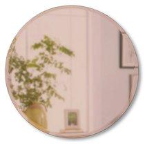 Зеркало настенное Hub D91 см медь - Umbra