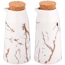 Набор Для Масла И Уксуса Lefard Fantasy 2 Бутылки 14x6,5 см 200 мл - Towin Ceramics