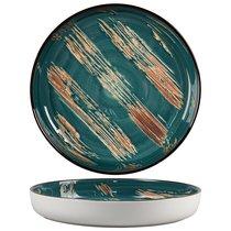 Тарелка с бортом 16,5х2,4см серия Texture фарфор PL Proff Cuisine - P.L. Proff Cuisine