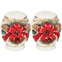Набор Для Специй 2 Пр. Коллекция Christmas 6,5x6x7 см - Hebei Grinding Wheel Factory