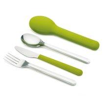 Набор столовых приборов GoEat™ Cutlery Set зелёный - Joseph Joseph