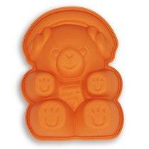 Форма для приготовления пирожного Teddy Bear 12,5 х 16 см силиконовая - Silikomart