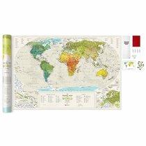 Карта Travel Map Geograghy World - 1DEA.me