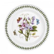 """Тарелка обеденная Portmeirion """"Ботанический сад.Душистый горошек"""" 25см - Portmeirion"""