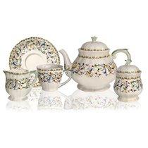 Сервиз чайный Gien Тоскана №2 на 6 персон 15 предметов - Gien