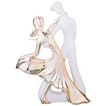 Статуэтка Коллекция Танец Любви Цвет Золото 24x7 см Высота 30 см - Hebei Grinding Wheel Factory