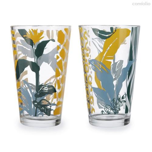 Набор стаканов Kenia 470мл 2шт., цвет прозрачный - Quid