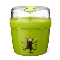Ланч-бокс с охлаждающим элементом N'ice Cup™ Monkey лайм, цвет лайм - Carl Oscar