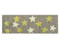 STAR K.Yesil (салатовый) Коврик для ванной, 50x90 - Irya