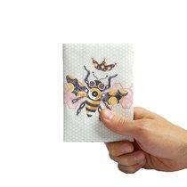 Обложка на паспорт New BeeFly, пчелка - New Wallet