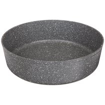Форма Agness Премиум Grace Круглая 30X8,5 см Трехслойное Покр Granit, Pfoa Free - ISFA Metal Tekstil