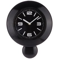 Часы Настенные Кварцевые Lovely Home С Маятником 29x23x5,2 см Цвет:Черный - Guangzhou Weihong