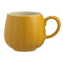 Чашка Embossed 350 мл горчичная - Mason Cash