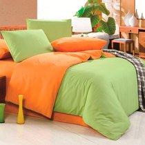 Зелень - комплект постельного белья, цвет салатовый, размер 1.5-спальный - Valtery