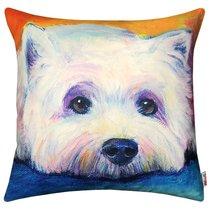 """Чехол для подушки """"Чарли"""", P802-1008/1, цвет разноцветный, 43x43 - Altali"""