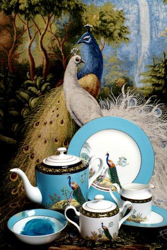 Павана чайный сервиз 15 пр. - Top Art Studio