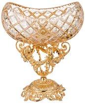 Декоративная Чаша 30*18 см Высота 39 см - RosaPerla