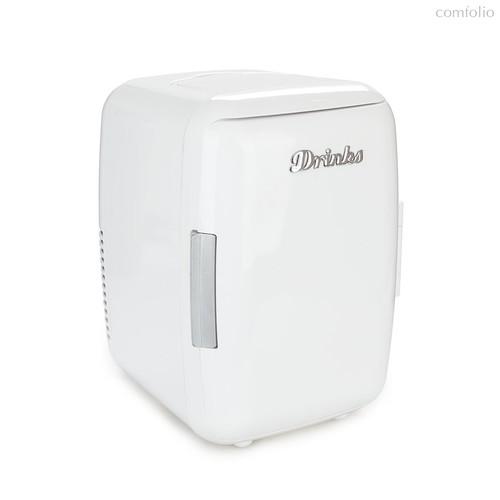 Мини-холодильник Drinks 12V/220V белый, цвет белый - Balvi