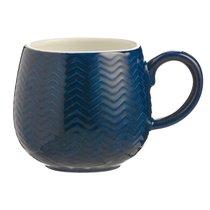 Чашка Embossed 350 мл синяя - Mason Cash