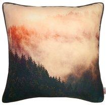 """Чехол для подушки """"Туман"""", 43х43 см, P02-7018/1, цвет синий, 43x43 - Altali"""