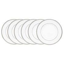 "Набор из 6 тарелок обеденных Lenox ""Марри-Хилл"" 27см - Lenox"