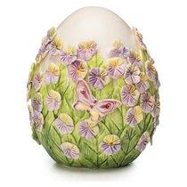 Фигурка Lamart Palais Royal Пасхальное яйцо 11см, керамика - Lamart