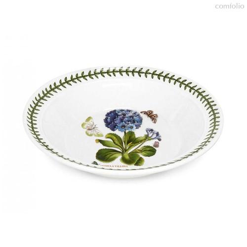 "Тарелка суповая Portmeirion ""Ботанический сад. Примула"" 20см - Portmeirion"