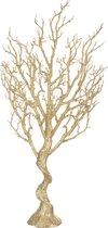 Изделие Декоративное Дерево Высота 95 см Цвет: Золото - Huajing Plastic Flower Factory