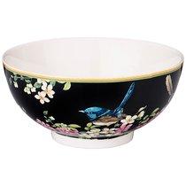 Салатник Цветущий Сад 15 см Черный - Meizhou Yuesenyuan
