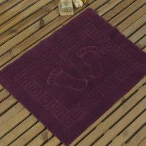 Коврик для ванной Likya, цвет фиолетовый, 50x70 - Bilge Tekstil