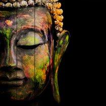 Лик Будды 40х40 см, 40x40 см - Dom Korleone