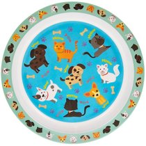 Тарелка Lesser & Pavey Коты и собаки 22см - Lesser & Pavey