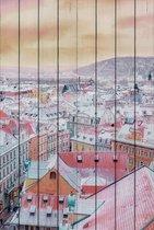 Прага 60х90 см, 60x90 см - Dom Korleone