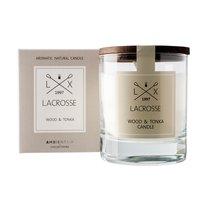 Свеча ароматическая Lacrosse, Дерево и тонка, 40 ч - Ambientair