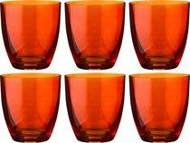 Набор стаканов из 6 шт. KATE 300 мл ВЫСОТА 9 см - Crystalex