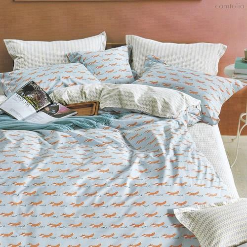 Постельное белье Karna Delux Briand, подростковое, 1.5-спальный - Karna (Bilge Tekstil)