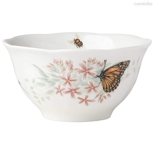 """Салатник индивидуальный Lenox """"Бабочки на лугу.Синяя птица"""" 14,5см - Lenox"""