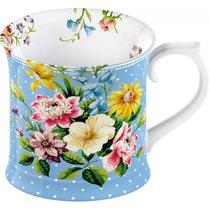 Английский сад Katie Alice Кружка голубая 350 мл - Creative Tops