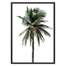 Зеленая пальма, 21x30 см - Dom Korleone