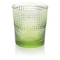 """Стакан для воды IVV """"Темп"""" 280мл (зеленый) - IVV"""