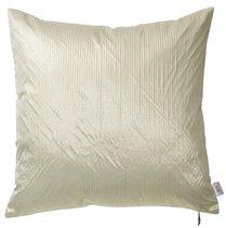 """Чехол для декоративной подушки """"Light lime"""", P02-2008/38, 43х43 см, цвет желтый, 43x43 - Altali"""