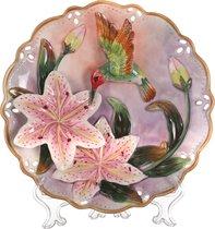 Тарелка Настенная Декоративная Диаметр 20 см - Hebei Grinding Wheel Factory