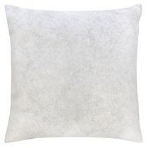Внутренняя подушка, 45х45х18 см, спанбонд, экофайбер, цвет молочный - Altali