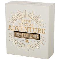 Копилка Фонд Приключений 13x5x15 см - Polite Crafts&Gifts