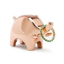 Подставка для колец Anigram слон медь - Umbra
