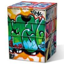 Табурет картонный Remember, Graffiti - Remember