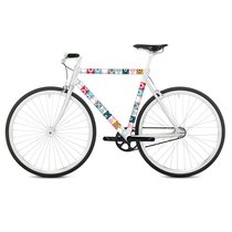 Наклейка на раму велосипеда Remember, Tonda - Remember